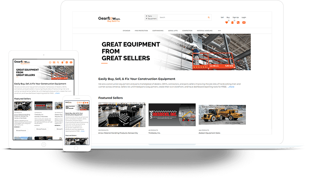 YoRent Powered Equipment Rental Marketplace