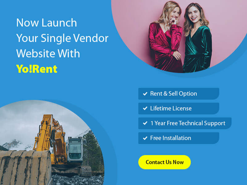 Single Vendor Rental Solution